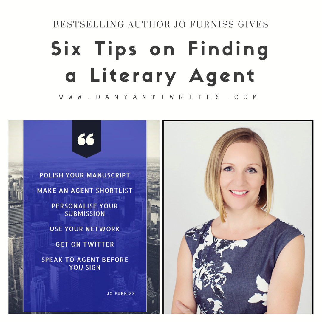Jo Furniss Agent advice