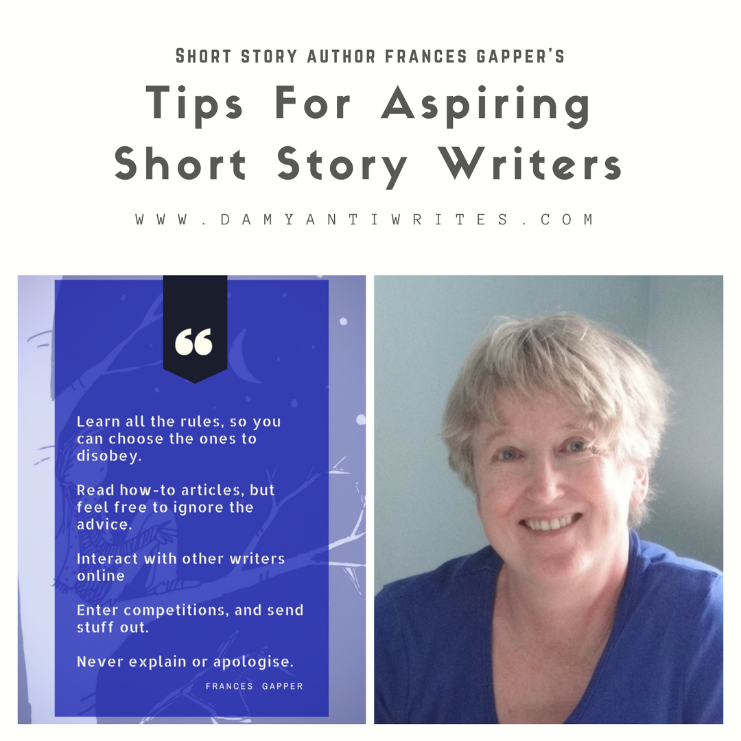 Frances gapper Short Stories
