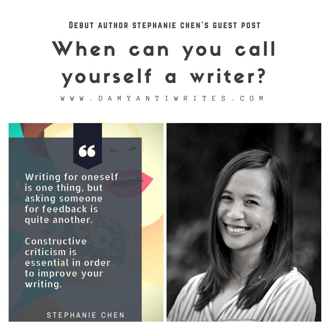 Writer Stephanie Chen