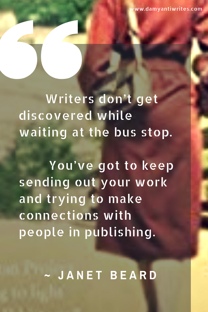 10 Rules for a writer to Survive the Long Haul