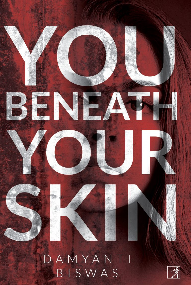 Anou's blog Cover Reveal : You Beneath Your Skin