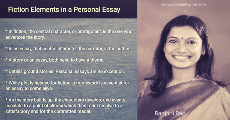 How to Write a Powerful Personal Essay Using the Craft of